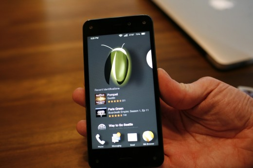 Amazon 2014 127 520x346 Hands on with Amazons Fire phone, the newest portal into its ecosystem