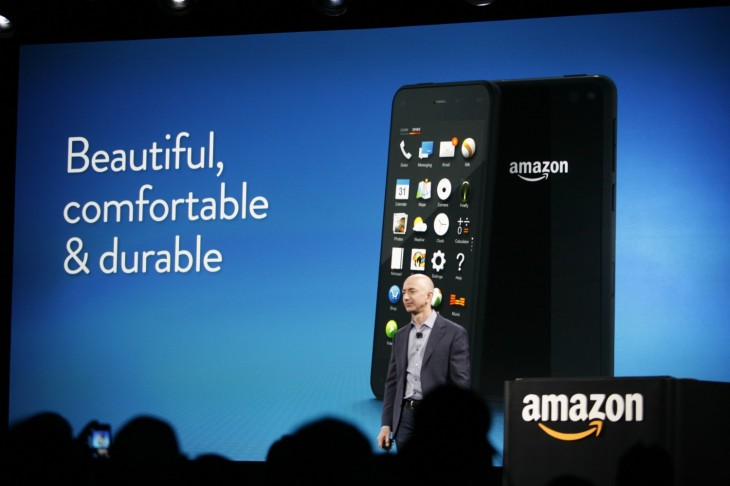 Amazon firephone 1 730x486 Amazons Fire Phone arrives on July 25 for $199 (32GB) and $299 (64GB) from AT&T