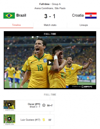 ESPN Google WC Post Match Mock FINAL 6 13 141 332x426 Google links up with ESPN to deliver in line stats and highlights to World Cup searchers in the US