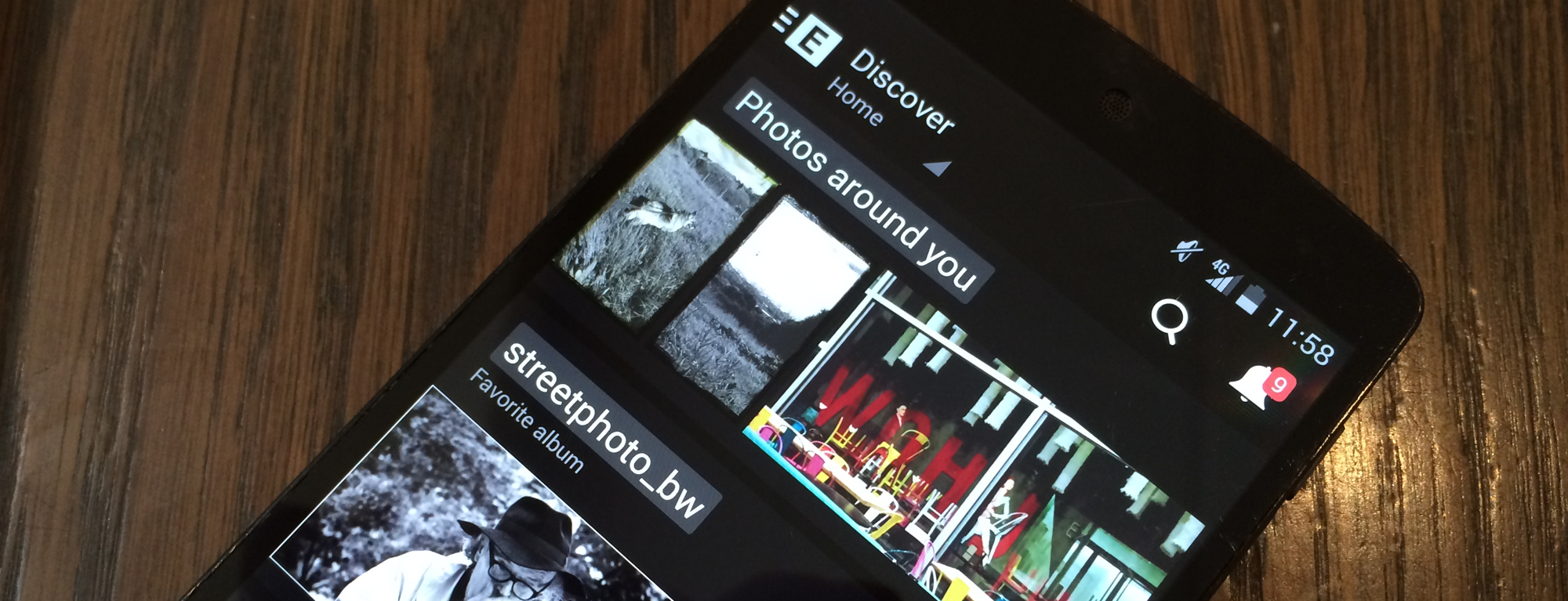 EyeEm Revamps its Android Photo-Sharing App