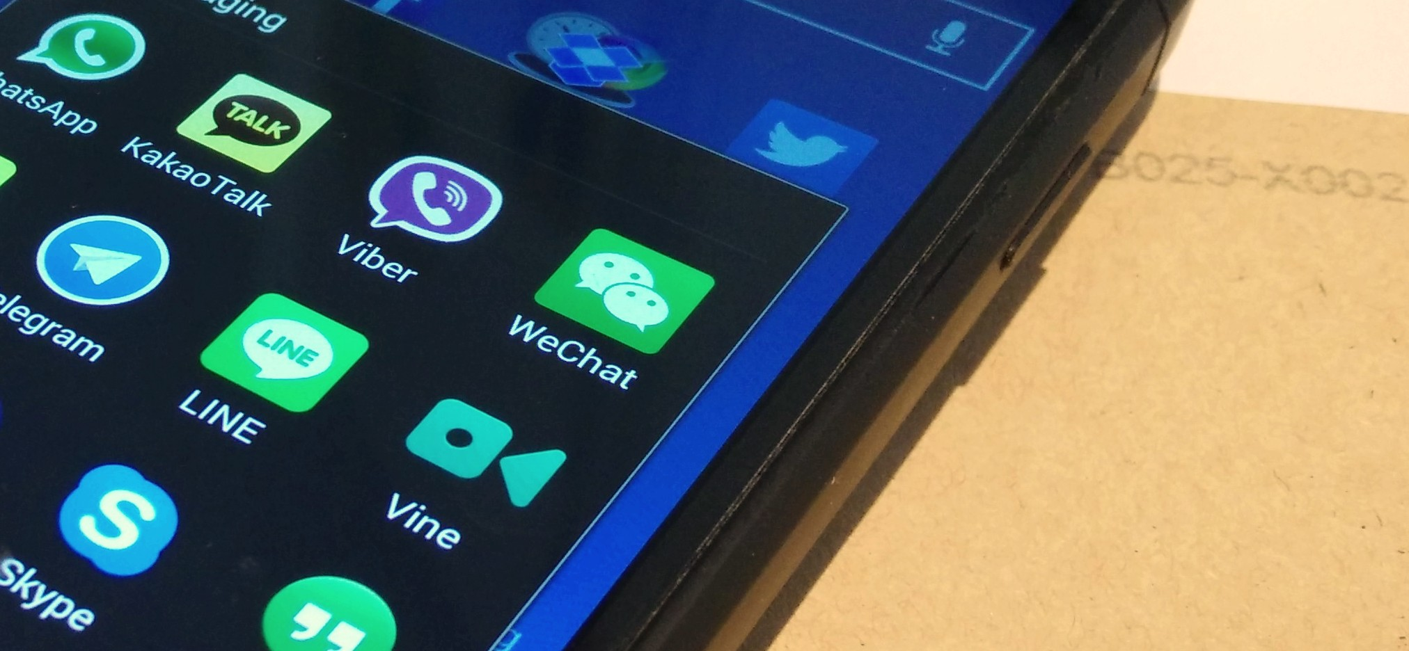 The Convergence of Mobile Messaging Apps