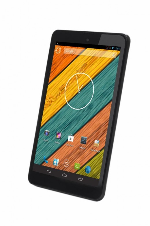 Flipkart Tablet 1 520x780 Indias Amazon Flipkart announces its first self branded tablet, a 7 inch Android device for $166