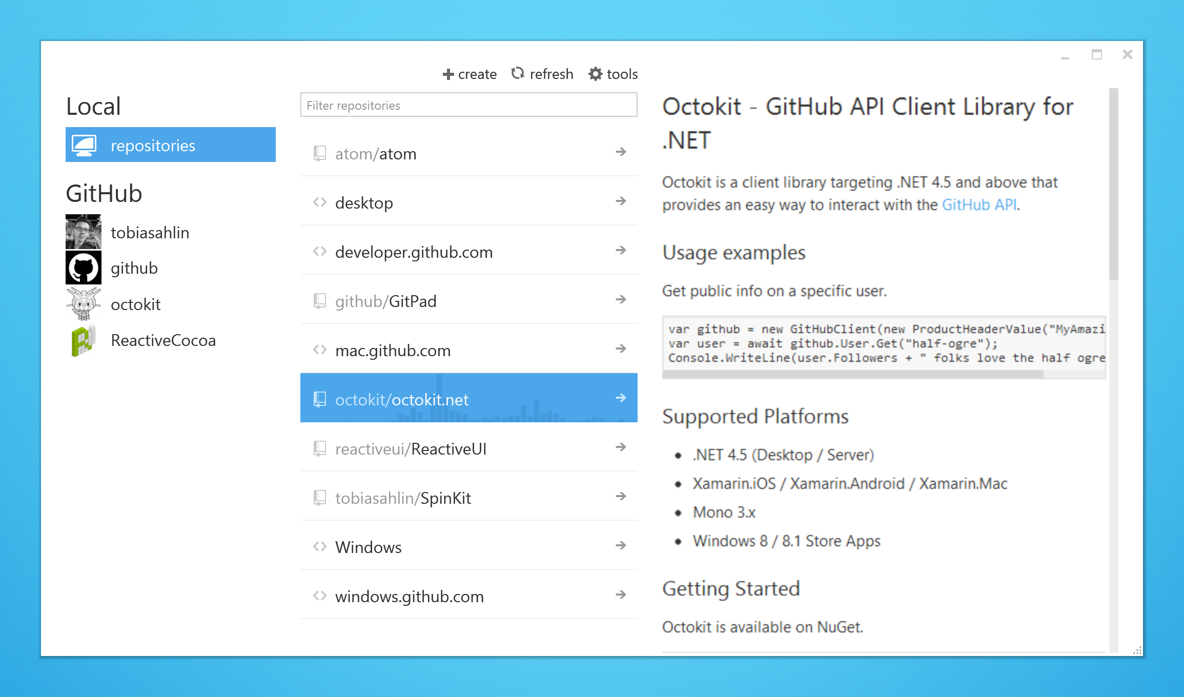 GitHub 2.0 for Windows Arrives with New Design