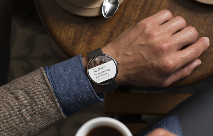 Moto 360 From Pebble to Android Wear: How Damian Mehers amped up Evernotes smartwatch game