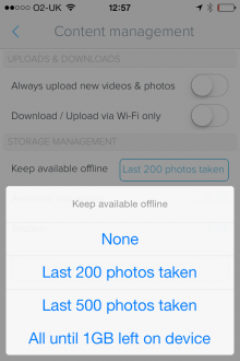 Photo 26 06 2014 12 57 40 220x330 With Shutter, StreamNation makes your iPhone camera roll truly unlimited with free cloud storage forever