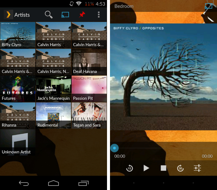 Plex1 32 of the best apps for Googles Chromecast