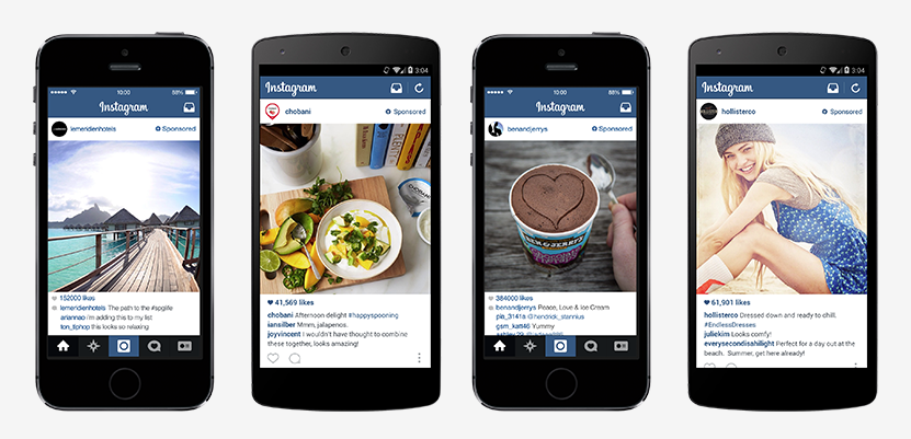 Instagram Plans Ads for the UK, Canada and Australia