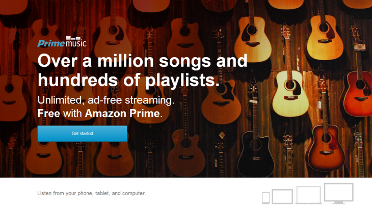 Screenshot 2014 06 12 13.04.20 730x410 Amazon Prime Music quietly goes live, offering ad free access to over 1 million songs