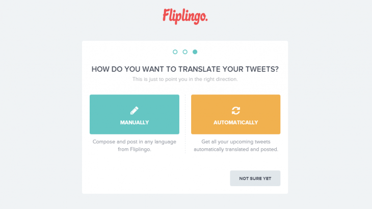 Screenshot 2014 06 24 16.57.301 730x410 Fliplingo uses professional translators to help you tweet in up to 30 different languages