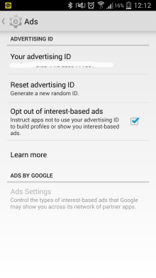 Screenshot 2014 06 12 12 12 47 220x391 Facebook will serve you ads based on more of your Web browsing history. Here's how you can opt out.