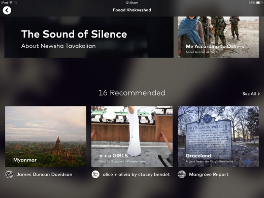 Storehouse 12 520x390 Storehouse, the beautiful visual storytelling iPad app, gets a refresh with emphasis on discovery