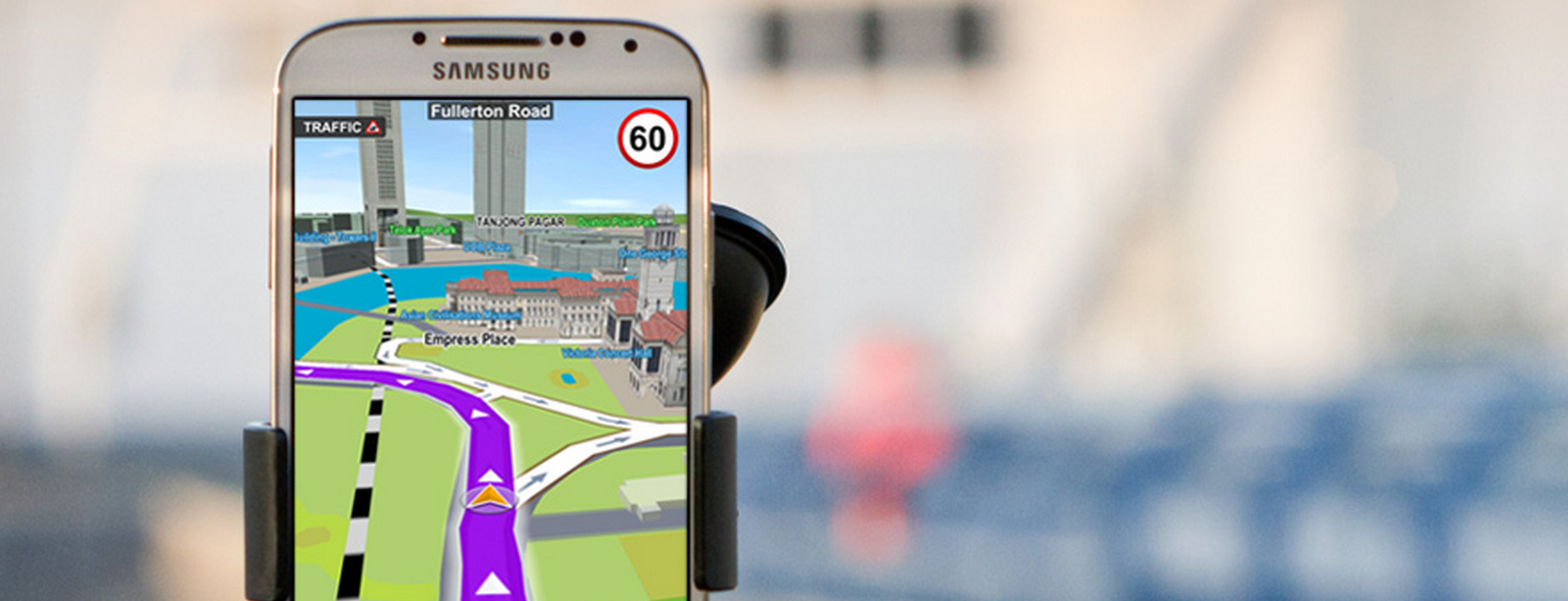 Be a Smart Driver with Sygic GPS Navigation