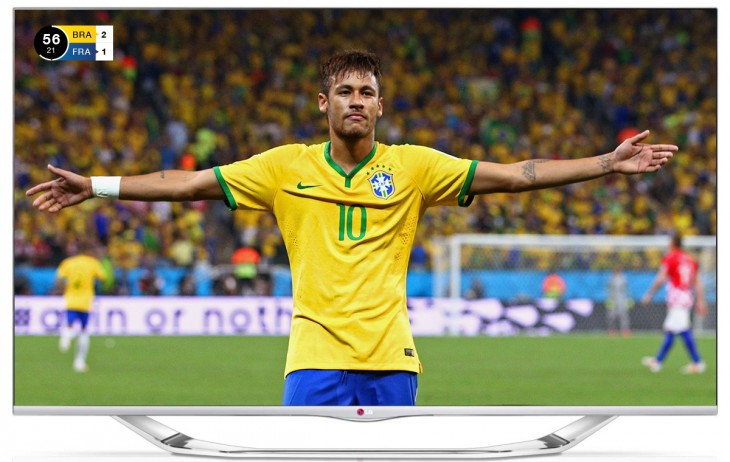 Television UI 730x462 The World Cup gets a flat design makeover