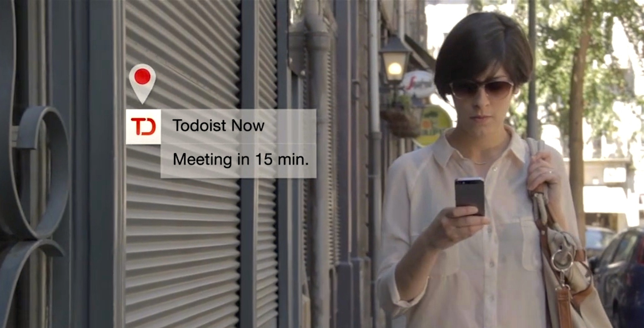 Todoist Lets you Set Location-Based Reminders
