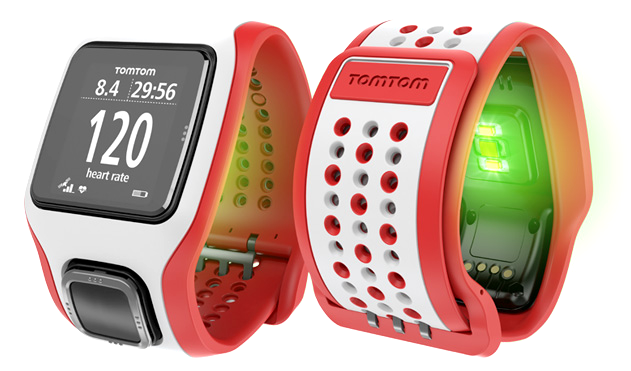 TomTom PulseOn hands on: A heart rate monitor wristband born out of Nokia