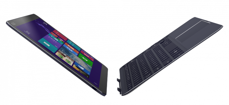 Transformer Book T300 Chi 730x336 Asus unveils a Windows Android device that is a laptop, tablet and smartphone all at once