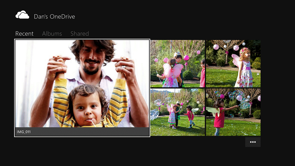 Xbox OneDrive gets new photo views on Xbox One, high res photo uploads on Windows Phone, and printing at Walgreens