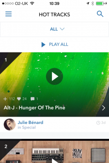a13 220x330 Whyd for iPhone is a social network that lets you bookmark music from across the Web