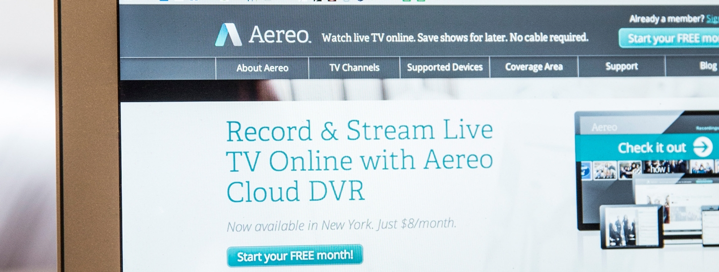 Aereo is Pausing its Internet TV Streaming Service
