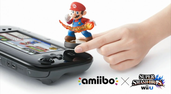 amiibo2 730x403 Nintendo launches NFC equipped Amiibo figurines that work alongside Wii U games