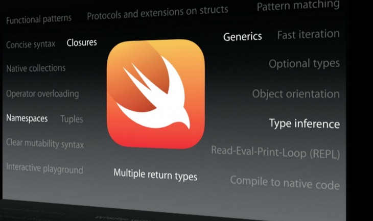 apple swift 730x433 Everything Apple announced at WWDC 2014 in one handy list