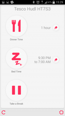 b2 220x391 DinnerTime app forces your kids from their phones and asks them to eat with the rest of the family
