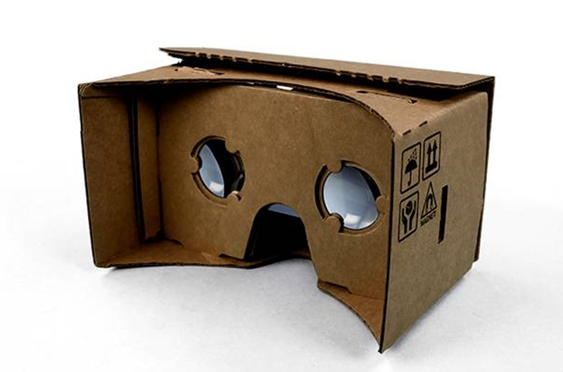 Cardboard is Google's Wacky New VR Project