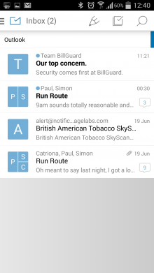 e4 220x391 MailWise: An Android email client for clutter free conversations