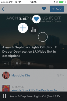 e5 220x330 Whyd for iPhone is a social network that lets you bookmark music from across the Web