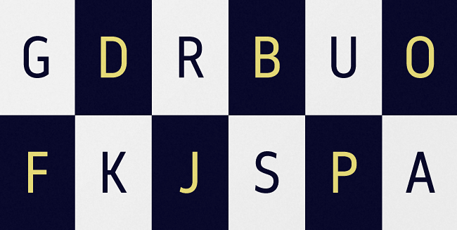 elysio Our favorite typefaces from May 2014