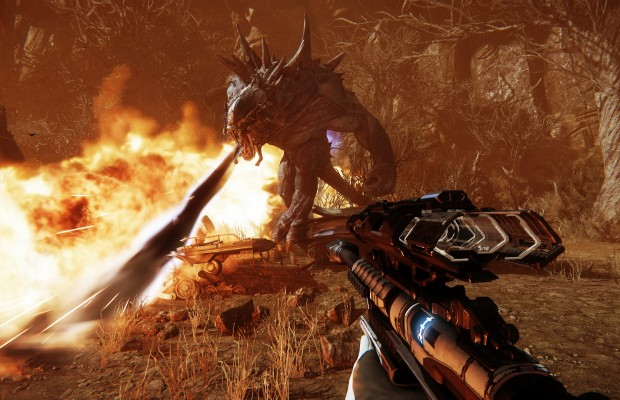 evolve E3 highlights: Evolve, Metal Gear, No Mans Sky and The Witcher 3