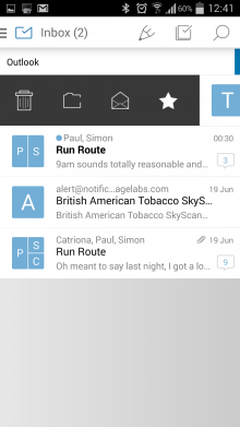 f4 220x391 MailWise: An Android email client for clutter free conversations