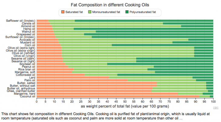 fat composition in cooking oils 227225 730x403 Dadaviz targets artistic nerds with YouTube style creative feed