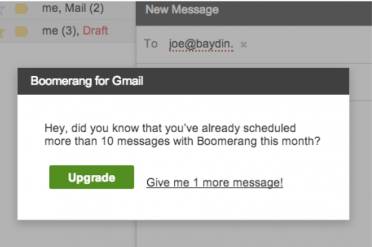 gmail boomerang 730x486 How to turn a paywall into a cash windfall