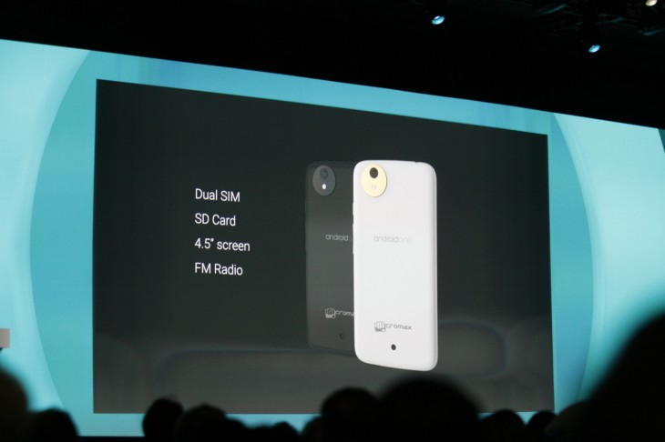 googleio 2014 104 730x486 Google announces Android One standard for affordable devices, arriving first in India at under $100