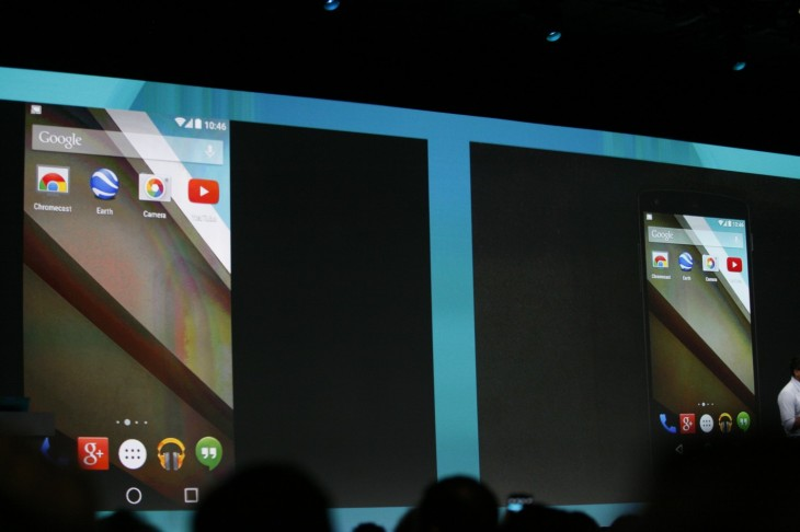 googleio 2014 1048 730x486 Googles Chromecast to get Android mirroring, Backdrop slideshows and casting from nearby devices