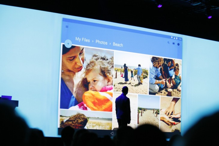 googleio 2014 142 730x486 Google reveals its L Developer Preview, an early glimpse at the next version of Android