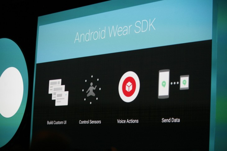 googleio 2014 655 730x486 Android Wear SDK available to download for developers from today