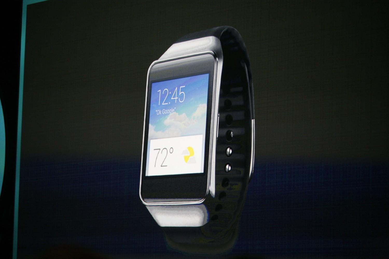 Samsung Watch Phone 2012