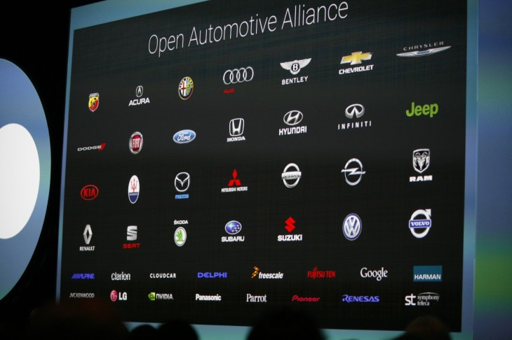 googleio 2014 823 730x486 Hands on with the Audi A3 with Android Auto