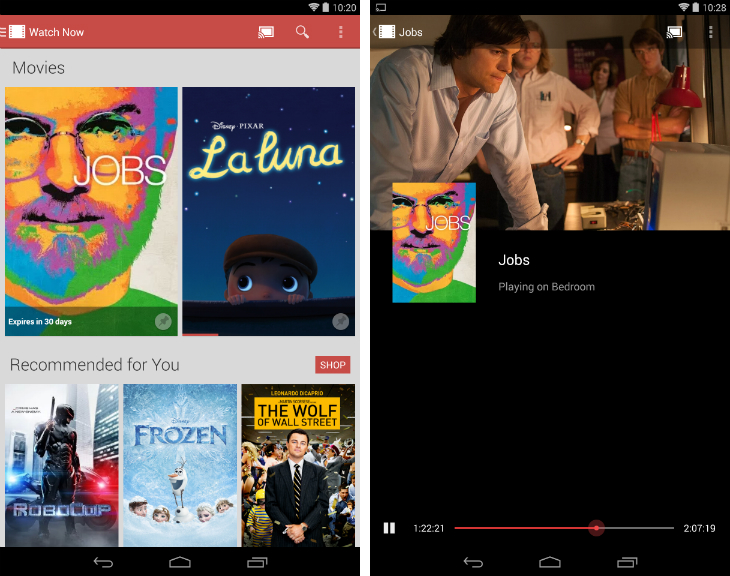 gpm1 32 of the best apps for Googles Chromecast