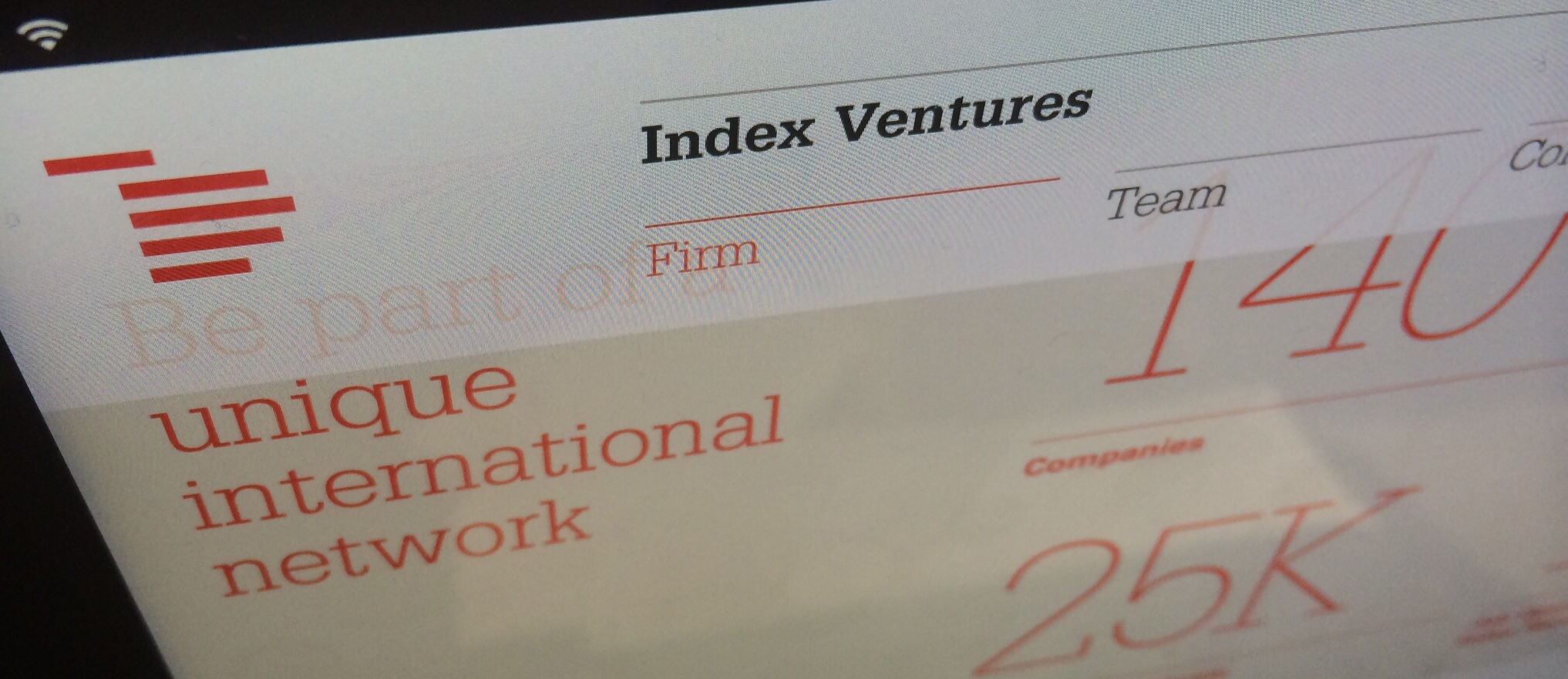 Index Ventures Raises 7th Early-Stage Fund, Worth $542m