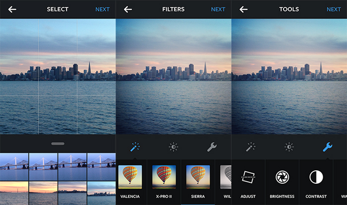 instagram1 Heres what Instagrams new editing tools can do for you