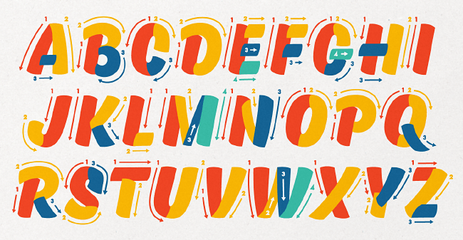 kansas casual Our favorite typefaces from May 2014