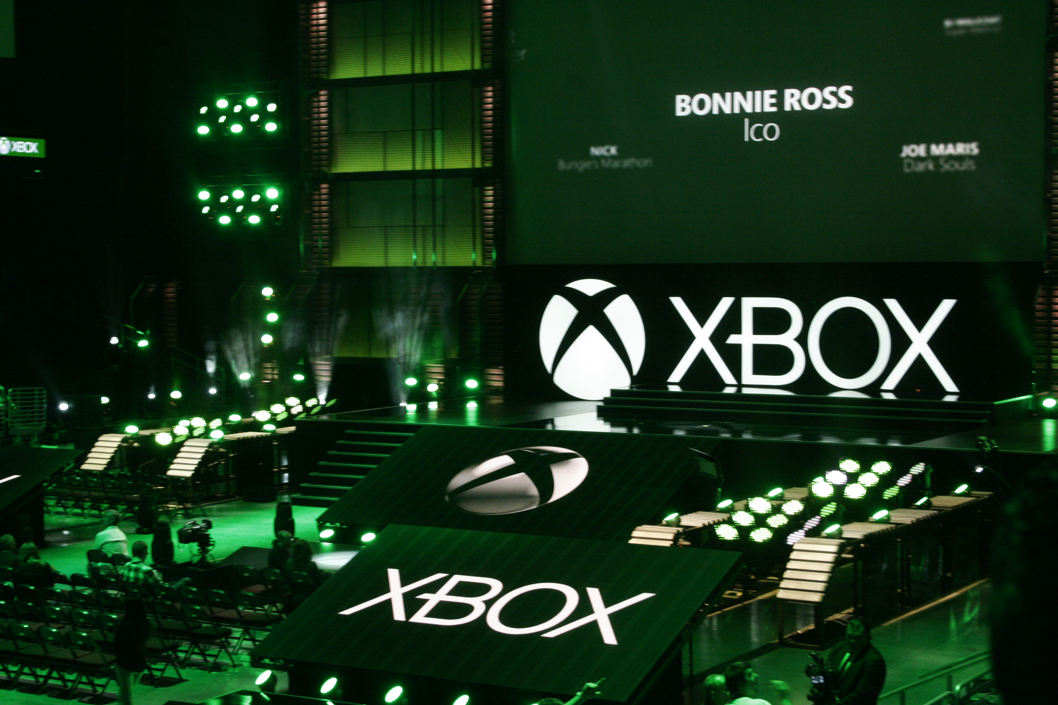 Live from Microsoft's E3 Event