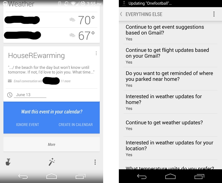 nexusae0 871546400 thumb horz Google Now begins suggesting new calendar events based on your Gmail inbox