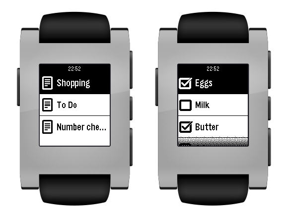 pebble blogimage From Pebble to Android Wear: How Damian Mehers amped up Evernotes smartwatch game