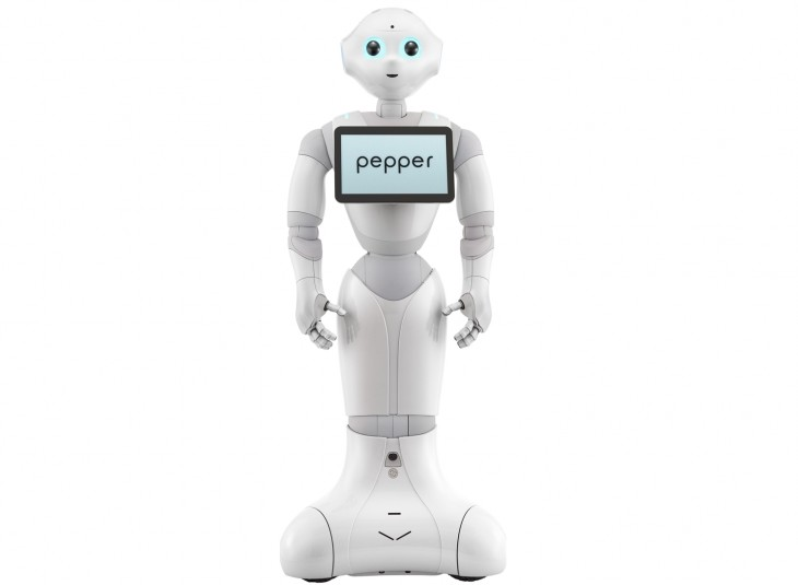 pepper 730x535 Pepper is an emotionally aware robot available in Japan next year for under $2,000
