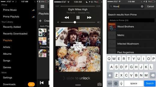 pm2 520x292 Amazon Cloud Player for iOS adds Prime Music streaming, is renamed to Amazon Music