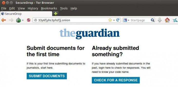 securedrop gnm url 730x359 The Guardian adopts Aaron Swartzs WikiLeaks style SecureDrop system for whistleblowers
